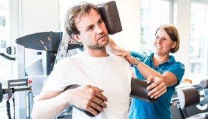 Claudia Teichman Die Funktionsdiagonistik ist Grundlage einer gezielten Trainingstherapie