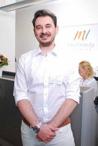 Dr. Evangelos Sarantopoulos, M1 Med Beauty