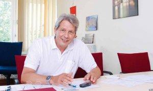 Leitet die Thoraxchirurgie in Harburg: Dr. Stefan Meierling im Interview