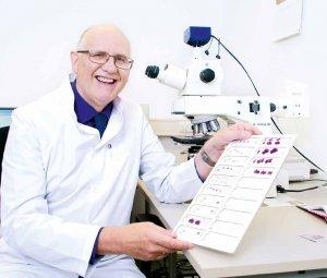 Die Arbeit von Prof. Dr. Gottschalk und seinem Team ist Grundlage der Onkologie