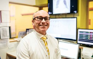 Prof. Dr. Marco Sailer gehört zu den anerkanntesten Viszeralchirurgen Deutschlands