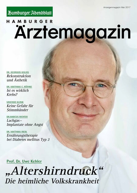 Hamburger Ärztemagazin – Ausgabe Mai 2017