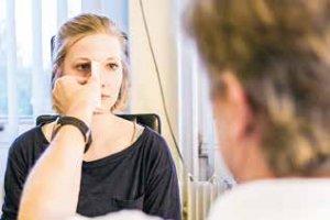 Eine genaue Planung vor der OP durch Morphometrie der äußeren und Endoskopie der inneren Nase sichert optimale Ergebnisse