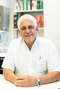 Dr. Ulrich Heise ist aufgrund seiner langen Erfahrung ein begehrter Ansprechpartner