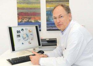 Prof. Kuhlmann behandelt Erkrankungen der Niere und Bluthochdruck